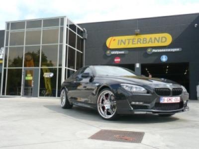 BMW bij interband Lokeren